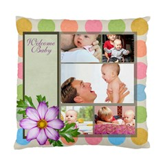Baby By Baby   Standard Cushion Case (two Sides)   Xxf21bn7c9ug   Www Artscow Com Front