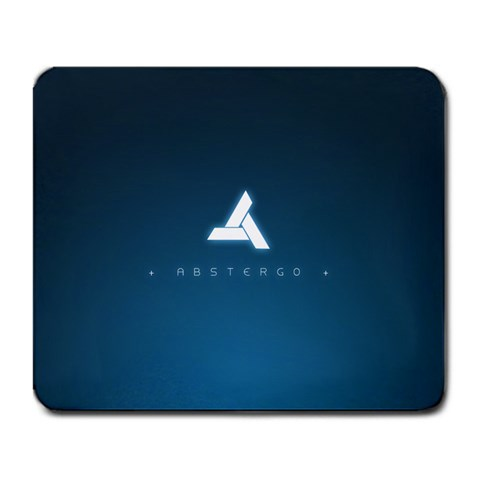 Abstergo Industries Mousepad (assassin s Creed) By Leo Karakolov   Large Mousepad   Jgvpbj7hpwyc   Www Artscow Com Front