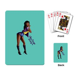 Pin Up 2 Standard Playing Cards