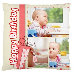 Baby By Baby   Large Cushion Case (two Sides)   S93wuz9dki78   Www Artscow Com Front