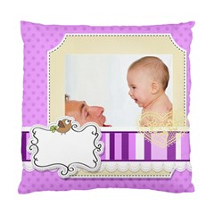 Baby By Baby   Standard Cushion Case (two Sides)   Xstojeqg9bao   Www Artscow Com Back