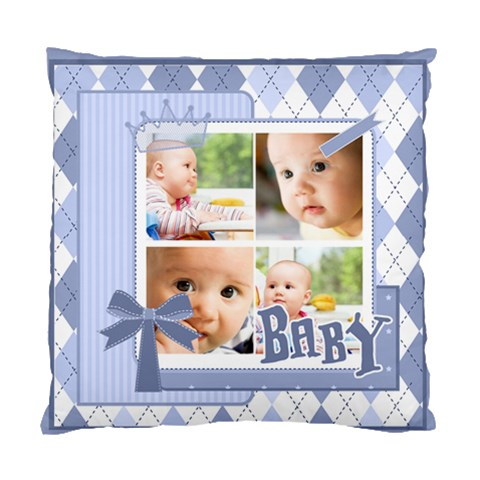 Baby By Baby   Standard Cushion Case (one Side)   Ddhiozwvewfc   Www Artscow Com Front