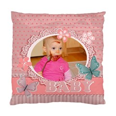 Baby By Baby   Standard Cushion Case (two Sides)   Itgeirh0g6cl   Www Artscow Com Front