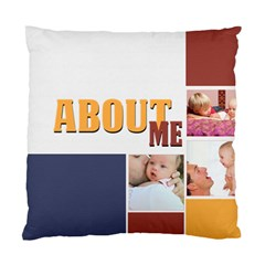 Baby By Baby   Standard Cushion Case (two Sides)   Cwqusc6i4vyv   Www Artscow Com Back