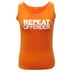 Repeat Offender Dark Colored Womens'' Tank Top