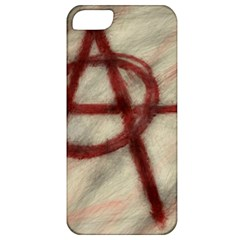 Anarchy Apple Iphone 5 Classic Hardshell Case by VaughnIndustries
