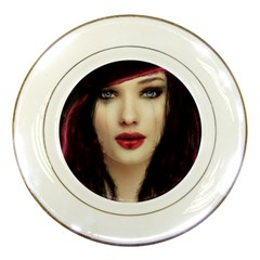 Beautiful Mess Porcelain Display Plate by VaughnIndustries
