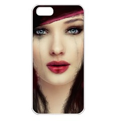 Beautiful Mess Apple Iphone 5 Seamless Case (white) by VaughnIndustries