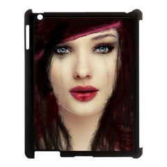 Beautiful Mess Apple Ipad 3/4 Case (black) by VaughnIndustries