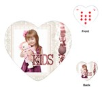 kids - Playing Cards (Heart)