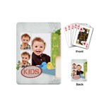 kids - Playing Cards (Mini)