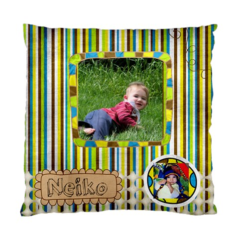 Catherine Lefeber Neiko By Adelaidematilda Hotmail Com   Standard Cushion Case (one Side)   Lfdx11fdn0bp   Www Artscow Com Front