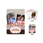 mothers day - Playing Cards (Mini)