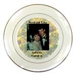 derick 4 - Porcelain Plate