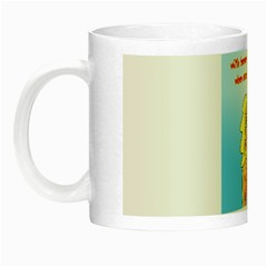 Boobs Like These Glow In The Dark Mug by ColemantoonsFunnyStore
