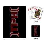 hellplayingcards - Playing Cards Single Design