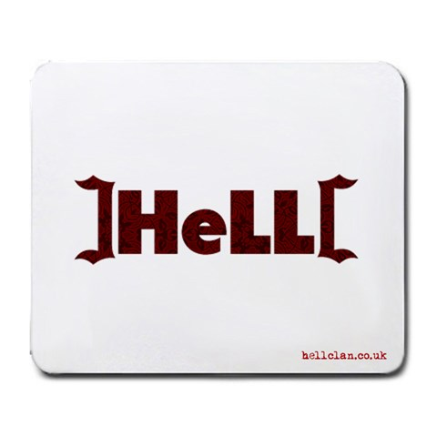 Hellmat By Nomy   Large Mousepad   F2g7li0zqfyt   Www Artscow Com Front