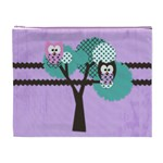 Owl Cosmetic Case XL - Cosmetic Bag (XL)