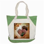 Love Country Accent Tote - Accent Tote Bag