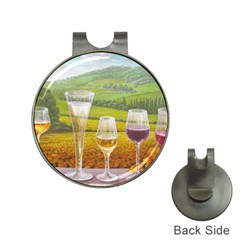 Vine Hat Clip With Golf Ball Marker