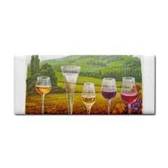 Vine Hand Towel by fabfunbox