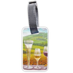 vine Twin-sided Luggage Tag