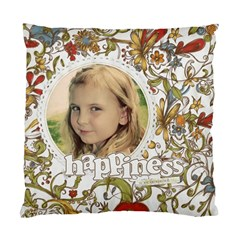 Happiness Pillow By Marcee Duggar   Standard Cushion Case (two Sides)   T73g5hhot00a   Www Artscow Com Front