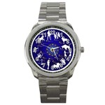 horoscope - Sport Metal Watch