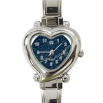 horoscope, star - Heart Italian Charm Watch