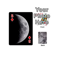 Mini Moon Cards By Bg Boyd Photography (bgphoto)   Playing Cards 54 (mini)   Eq7t3cf6y3d7   Www Artscow Com Front - Diamond5