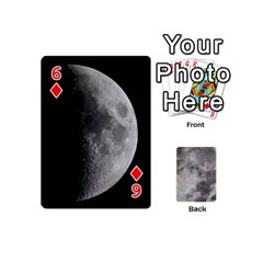Mini Moon Cards By Bg Boyd Photography (bgphoto)   Playing Cards 54 (mini)   Eq7t3cf6y3d7   Www Artscow Com Front - Diamond6