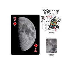 Mini Moon Cards By Bg Boyd Photography (bgphoto)   Playing Cards 54 (mini)   Eq7t3cf6y3d7   Www Artscow Com Front - Diamond7