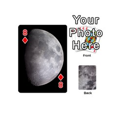 Mini Moon Cards By Bg Boyd Photography (bgphoto)   Playing Cards 54 (mini)   Eq7t3cf6y3d7   Www Artscow Com Front - Diamond8