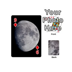 Mini Moon Cards By Bg Boyd Photography (bgphoto)   Playing Cards 54 (mini)   Eq7t3cf6y3d7   Www Artscow Com Front - Diamond9