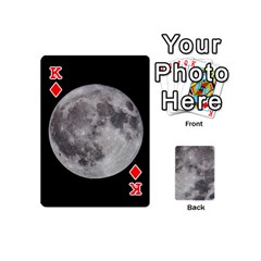 King Mini Moon Cards By Bg Boyd Photography (bgphoto)   Playing Cards 54 (mini)   Eq7t3cf6y3d7   Www Artscow Com Front - DiamondK
