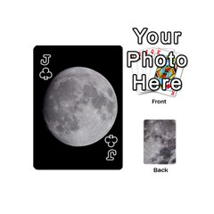 Jack Mini Moon Cards By Bg Boyd Photography (bgphoto)   Playing Cards 54 (mini)   Eq7t3cf6y3d7   Www Artscow Com Front - ClubJ