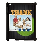fathers day - Apple iPad 3/4 Case (Black)