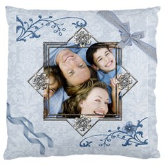 Somewhere In Time By Joanne5   Large Cushion Case (two Sides)   61zy86bm1b4t   Www Artscow Com Front