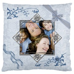 Somewhere In Time By Joanne5   Large Cushion Case (two Sides)   61zy86bm1b4t   Www Artscow Com Back