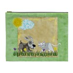 Like Dog and Cat Bag XL cosmetic bag - Cosmetic Bag (XL)
