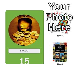 Tintin Incan Gold By James Nicholls   Playing Cards 54 Designs   3a8trjsk7t1v   Www Artscow Com Front - Club9