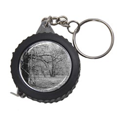 Black and White Forest Measuring Tape by Elanga