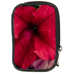 Red Peonies Digital Camera Case