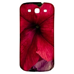 Red Peonies Samsung Galaxy S3 S Iii Classic Hardshell Back Case