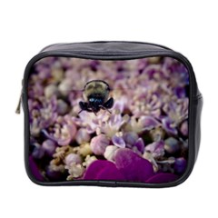 Flying Bumble Bee Twin Sided Cosmetic Case by Elanga