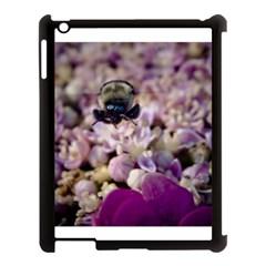 Flying Bumble Bee Apple Ipad 3/4 Case (black)