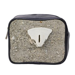 Quarter Of A Sand Dollar Twin Sided Cosmetic Case by Elanga