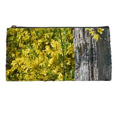 Yellow Bells Pencil Case by Elanga