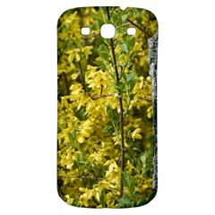 Yellow Bells Samsung Galaxy S3 S Iii Classic Hardshell Back Case by Elanga