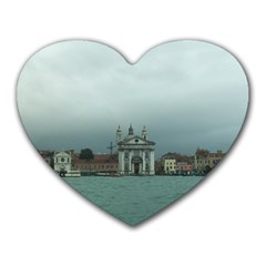 Venice Mouse Pad (heart) by PatriciasOnlineCowCowStore